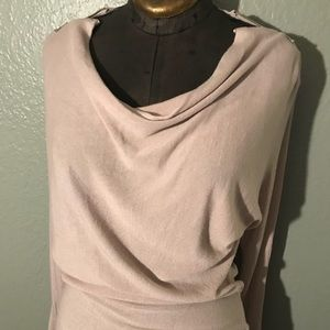 Venus blouse with zippers